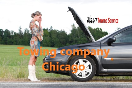 Towing company Chicago